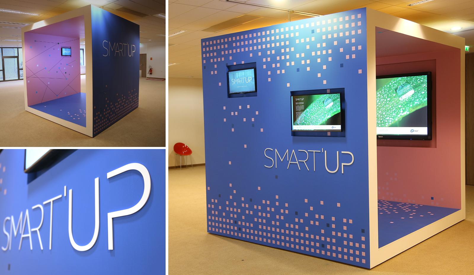 SmartUp cube13i - Smart'Up