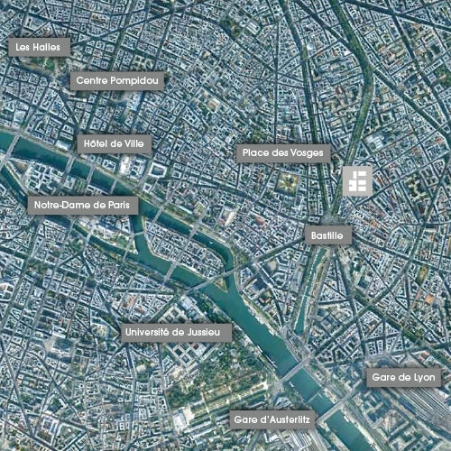 parisquare carre 1 - Accueil