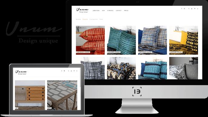 unum design actu - Le lifestyle vu par Treize Interactif
