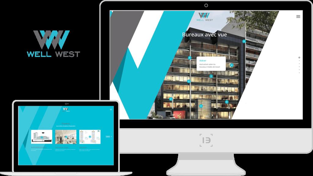 wellwest imac mbpro 1024x578 1024x578 - Well West : le projet est en ligne !