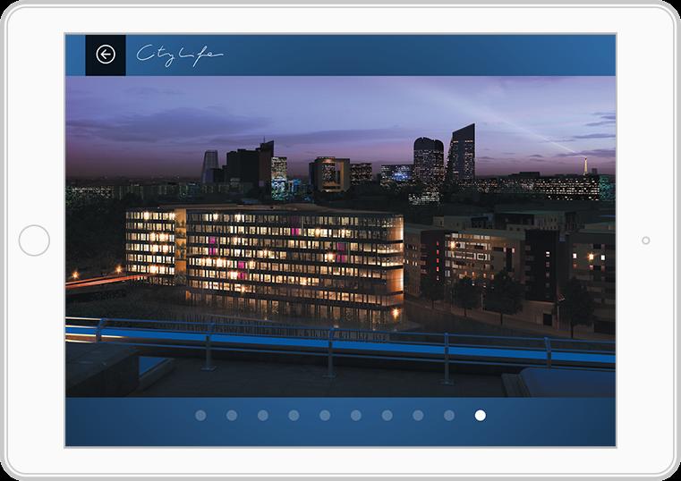 citylife ipad4 - CityLife