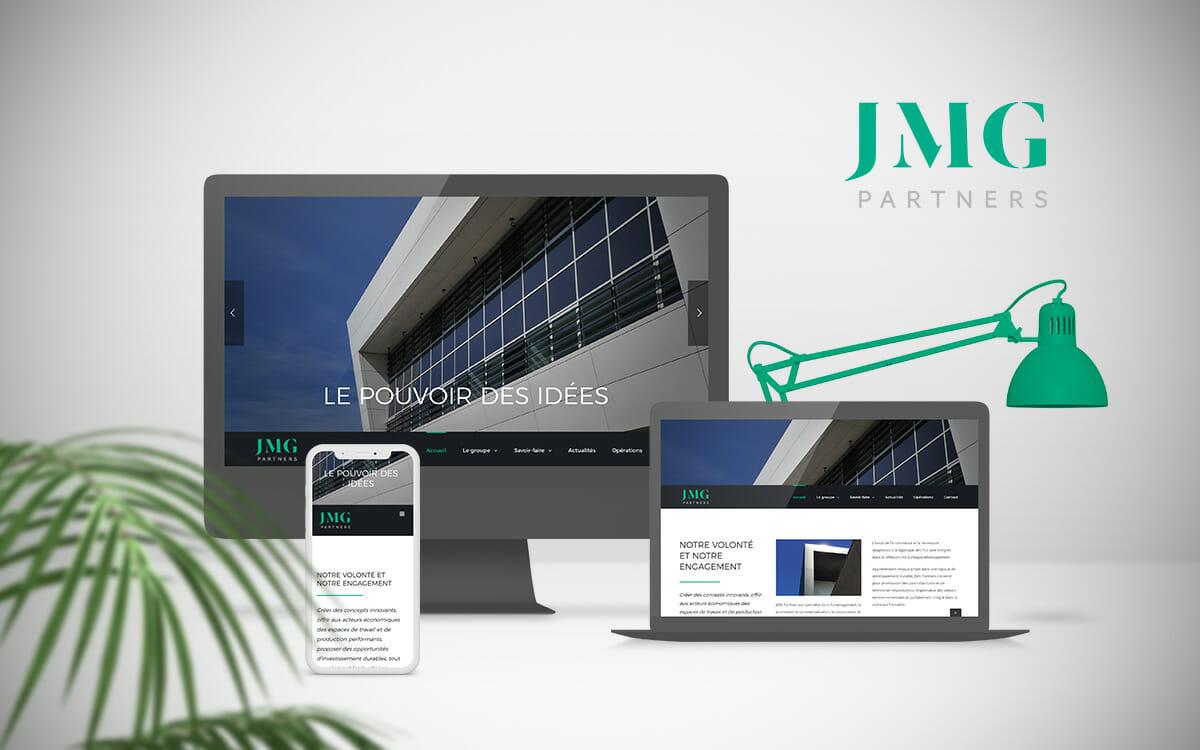 JMG Partners, en toute logi(sti)que sur le Web…