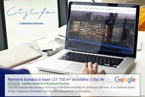 citylife nl 131118 600x403 - Adwords (google) au service de la commercialisation de citylife  Exemplaire