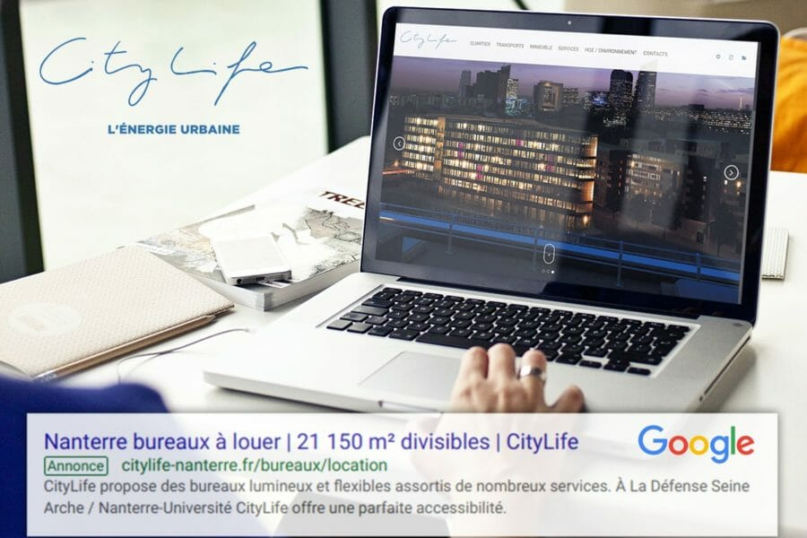 citylife nl 131118 900x600 - Adwords (google) au service de la commercialisation de citylife  Exemplaire