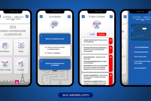 loyerabello appli screenshots 600x403 - Loyer & Abello intègre la LegalTech avec une web app innovante