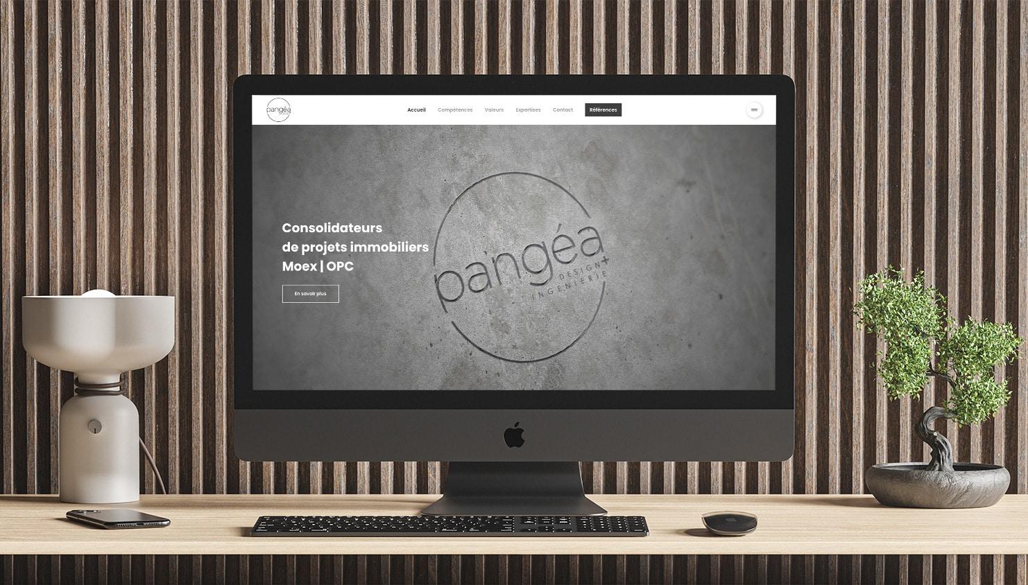 Super-web territoire pour Pangéa !
